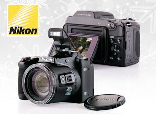 Aparat cyfrowy Nikon Coolpix L840 z Biedronki