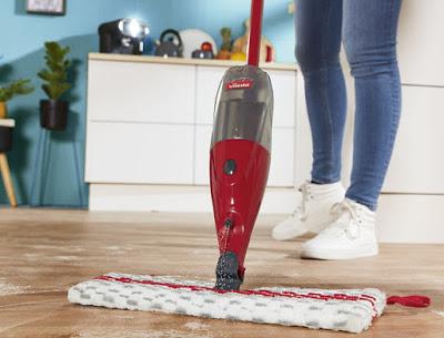 Co w Lidlu: Mop Spray & Clean Vileda z Lidla