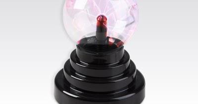 Kula plazmowa USB z Biedronki