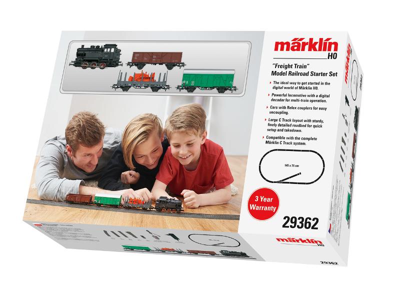 Kolejka elektryczna Marklin z Lidla
