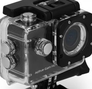 Test: Kamera sportowa Active Cam HD Hykker z Biedronki