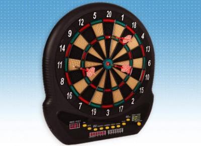 Elektroniczna tarcza do gry w rzutki z Biedronki