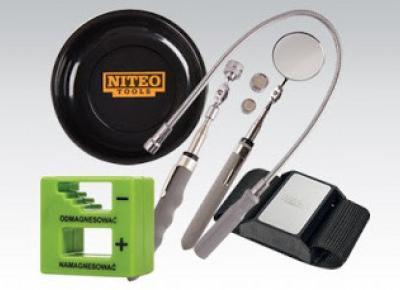 Narzędzia magnetyczne Niteo Tools z Biedronki