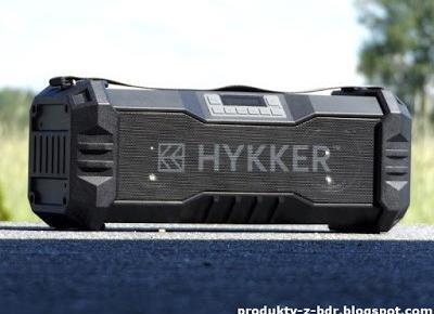 Testujemy produkty z Biedronki: Głośnik warsztatowo-campingowy Hykker Craft z Biedronki