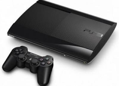 Konsola Playstation 3 Super Slim 12GB z Biedronki