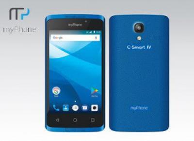 Smartfon myPhone C-Smart IV z Biedronki