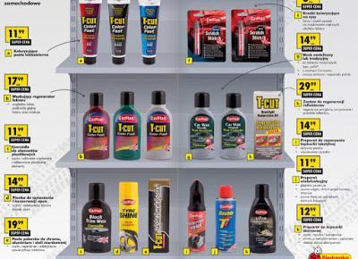 Testujemy produkty z Biedronki: Kosmetyki Samochodowe CarPlan z Biedronki