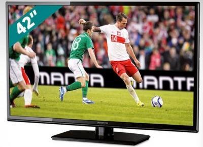 Telewizor Manta LED4202 42 cale z Biedronki