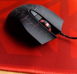 Test: Mysz i podkładka Gaming Set XR Hykker z Biedronki