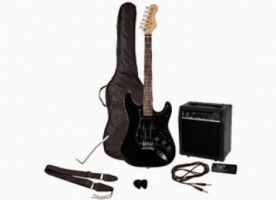 Co w Lidlu: Gitara elektryczna Clifton ze wzmacniaczem z Lidla