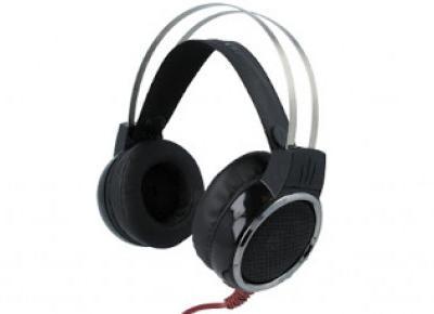 Słuchawki gamingowe Hykker Scorpion z Biedronki