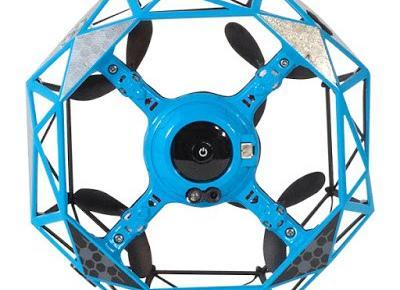 Dron z czujnikami ruchu FX-32 z Biedronki