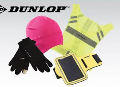 Akcesoria sportowe Dunlop z Biedronki