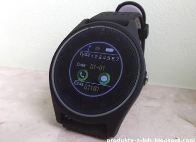 Testujemy produkty z Biedronki: Smartwatch Hykker Chrono 4 z Biedronki