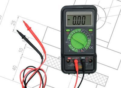Multimetr Niteo Tools MLTM0280-20 z Biedronki