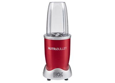 Nutribullet Red 600 W ekstraktor składników odżywczych z Biedronki