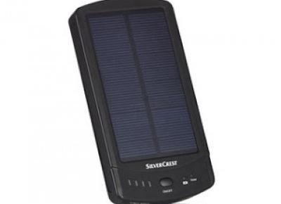 Co w Lidlu: Ładowarka solarna Silvercrest z Lidla