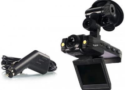 Kamera samochodowa myEye Traffic z Biedronki