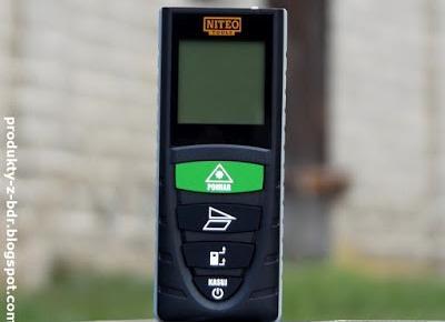 Test: Dalmierz laserowy Niteo Tools z Biedronki