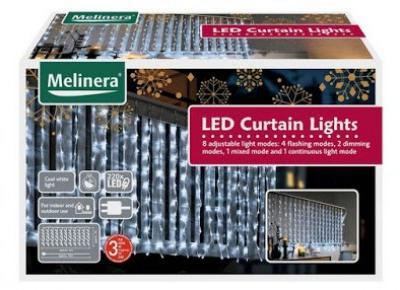 Co w Lidlu: Kurtyna świetlna LED Melinera z Lidla