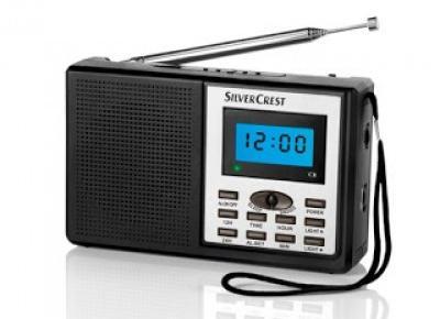 Co w Lidlu: Radioodbiornik wielozakresowy Silvercrest z Lidla