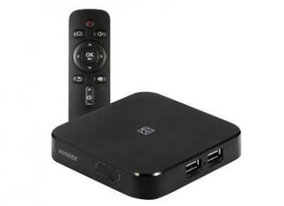 Smart Box Android TV Hykker z Biedronki
