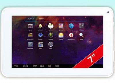 Tablet myTab 7 Dual Core z Biedronki