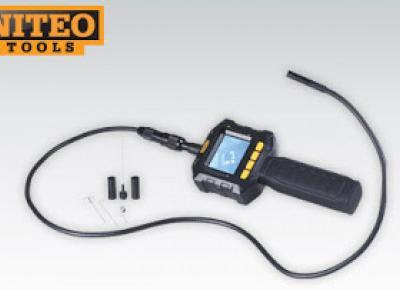 Kamera inspekcyjna z oświetleniem Niteo Tools z Biedronki
