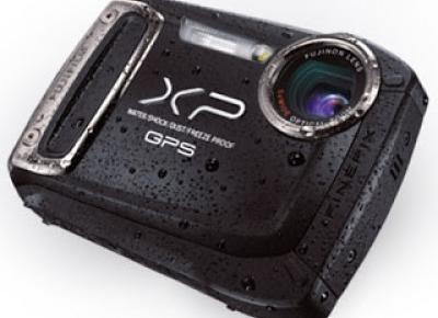 Aparat wodoodporny FujiFilm XP150 z Biedronki