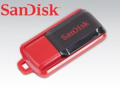 Pendrive Sandisk Cruzer Switch 32 GB z Biedronki