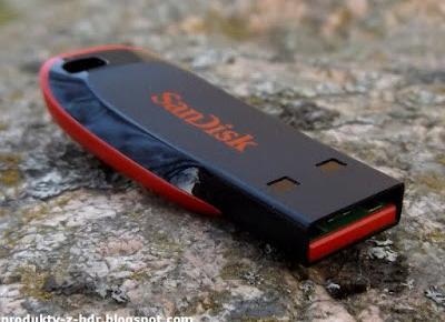 Testujemy produkty z Biedronki: SanDisk Cruzer Blade USB 2.0 64 GB z Biedronki