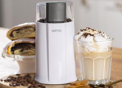 Testujemy produkty z Biedronki: Młynek do kawy Hoffen z Biedronki