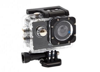 Kamera sportowa 4K z Wi-Fi Hykker z Biedronki