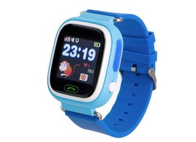 Smartwatch lokalizator GPS Garett Kids 2 z Biedronki