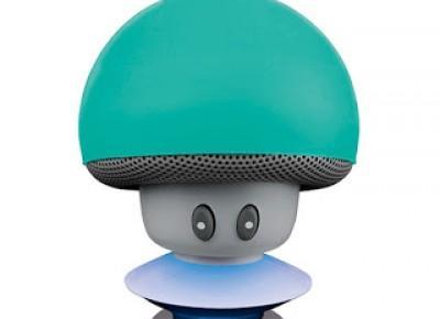 Co w Lidlu: Głośnik Bluetooth Silvercrest grzybek z Lidla