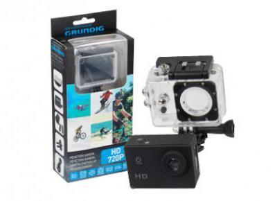 Kamera sportowa HD Grundig z Biedronki
