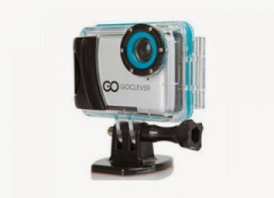 Kamera 2w1 Goclever Silver z Biedronki