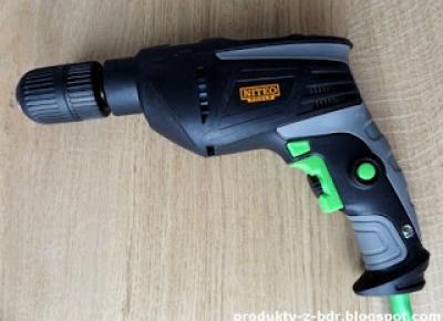 Wiertarka udarowa 810 W Niteo Tools z Biedronki