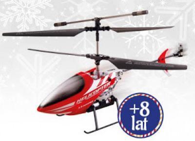 Helikopter 2,4 GHz zdalnie sterowany z Biedronki