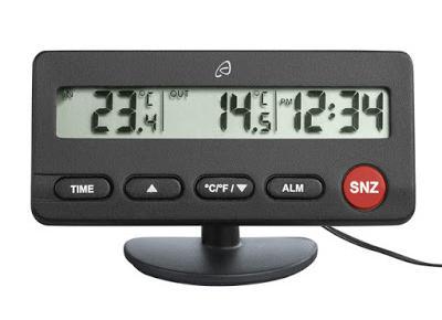 Co w Lidlu: Termometr cyfrowy Auriol z Lidla
