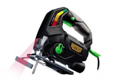 Wyrzynarka 710 w z laserem Niteo Tools z Biedronki