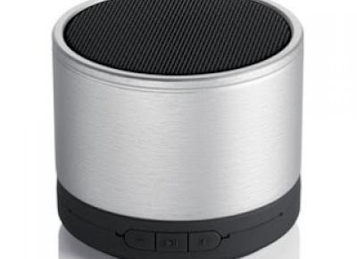 Co w Lidlu: Minigłośnik Bluetooth Silvercrest z Lidla
