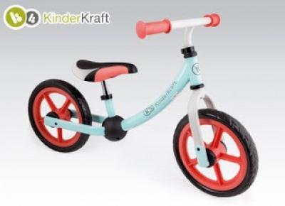 Testujemy produkty z Biedronki: Rowerek Biegowy 2way Next Kinderkraft z Biedronki