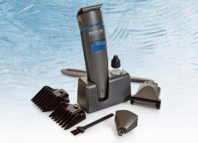 Bezprzewodowy zestaw do strzyżenia włosów z Biedronki