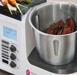 Wielofunkcyjne urządzenie Silvercrest Monsieur Cuisine Plus z Lidla