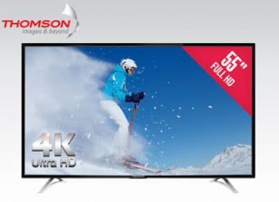 Telewizor Thomson 55FA3203 z Biedronki