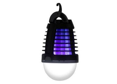 Bezprzewodowa lampa owadobójcza 2 w 1 z Biedronki
