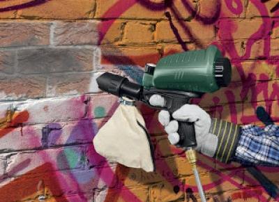 Co w Lidlu: Pistolet do piaskowania na sprężone powietrze Parkside z Lidla
