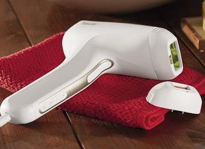 Co w Lidlu: Bezprzewodowy depilator IPL Sanitas Beurer z Lidla