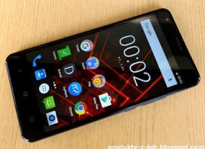 Smartfon MyPhone Q-Smart Plus z Biedronki (aktualizacja)